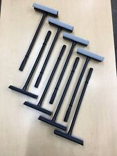 NEW BOX of 8 Window Cleaning Squeegie Set