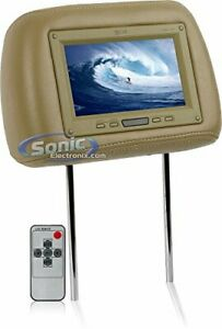 Absolute COM-710IRC 7.5- Inches TFT LCD Monitor with Built in IR Transmitter ...
