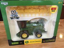 John Deere 7400 Forage Harvester 1/32 Ertl Made Diecast Toy Combine