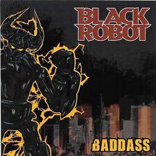 "BLACK ROBOT ""Badass"" x 2 Promo CD Single 2010 ex -Buckcherry"