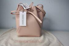 NWT Mansur Gavriel Mini Mini Rosa Bucket Bag