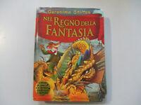 GERONIMO STILTON - Nel Regno Della Fantasia - Edizioni Piemme - LIBRO