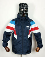 Dgk Skateboards Windbreaker Jacket Coach Jacke Blaze Navy in M Dirty Ghetto Kids