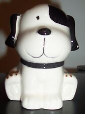 New Ceramic Puppy/Dog/Doggy Bathroom Sink Toothbrush Holder Cute/Funny/Silly