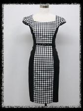 Rockabilly Check Dresses for Women