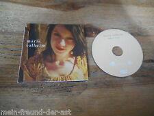 """DVD Musik Maria Solheim -  EPK & Video 3"""" ( - ) STRANGE WAYS cb"""