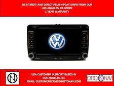 AM FM RADIO STERO CD DVD IPOD AUX USB BLUETOOTH IN DASH NAVIGATION OE FITMENT