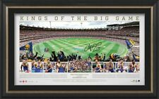WEST COAST EAGLES 2018 AFL PREMIERS SIGNED 'KINGS OF THE BIG GAME'