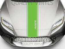 RENAULT MEGANE R26 R BONNET RACING STRIPES GRAPHIC DECAL STICKERS BS70