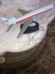 Vintage Airjet Advance Models TWA Jet Airplane,L@@K!