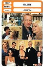 ARLETTE - Balasko,Lambert,Audran,Lamotte,Zidi (Fiche Cinéma) 1997