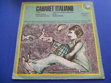 Cabaret italiano -  LP 1973