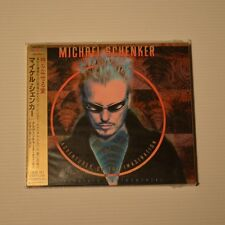 MICHAEL SCHENKER - Adventures of the imagination - 2000 JAPAN FIRST CD DIGIPACK
