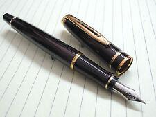 Baoer 181  fountain Pen  black with golden parts- NEW