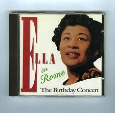 CD ELLA FITZGERALD ELLA IN ROME