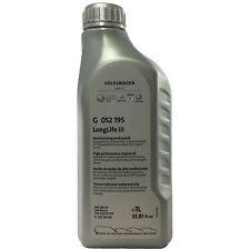 1 Liter VW Hochleistungsmotorenöl LongLife III SAE 5W-30 | G 052 195 M2