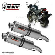 CAGIVA RAPTOR 1000 Exhaust MIVV Oval 2000-2005
