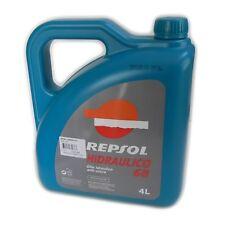 Olio idraulico HIDRAULICO 68 anti usura Repsol 4lt per macchine industriali