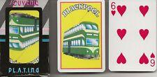PLAYING CARDS SOUVENIR BLACKPOOL TRAMS