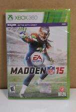 Madden NFL 15 (Microsoft Xbox 360) with pre-order bonus code