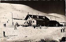 CPA  L'Alpe-d'Huez (Isére) Alt 1850 m - L'Hotel du Dome et le Signal   (583580)