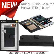 Fundas y carcasas Krusell color principal negro para teléfonos móviles y PDAs Huawei