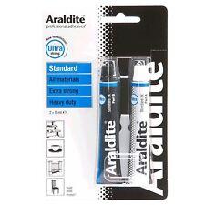 Araldite Standard Heavy Duty Ultra Extra Strong Adhesive Glue 2 x 15ml Tubes