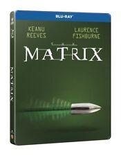 The Matrix Steelbook Blu Ray
