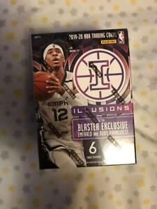 2019-20 Panini ILLUSIONS Basketball Blaster Box