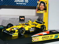Hot Wheels Racing 24839 Jordan 199 Mugen Honda 1999 Heinz-Harald Frentzen 1/43