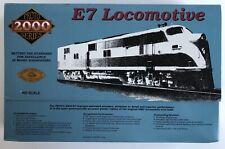 Proto 2000 21272 Ho Scale E7 Locomotive - Undecorated