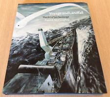 Patrick McCaughey - VOYAGE AND LANDFALL - The Art of Jan Senbergs - HCDJ Book