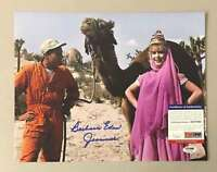 BARBARA EDEN HAND SIGNED PSA/DNA 12X14 I DREAM OF JEANNIE AUTHENTIC AUTOGRAPH
