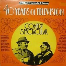 BBC(Vinyl LP)40 Year Of Television Comedy Spectacular-BBC Recordings-RE-VG+/NM