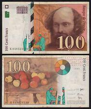 Frankreich - France - 100 Francs 1998 Pick 158 F (4)    (24726