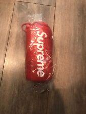 Brand New Supreme Nalgene SS20 Red Water Bottle