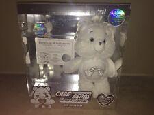 Care Bears Unlock The Magic Crystal Plush Best Friend Bear Limited Edition