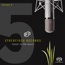 STOCKFISCH | Records - Closer To The Music Vol. 5 SACD