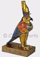 Egyptian Horus Falcon Statue Figurine God Of the Sky 67973 AB