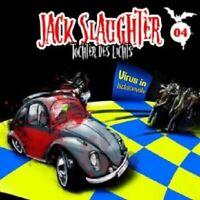 JACK SLAUGHTER-TOCHTER DES LICHTS - 04: VIRUS IN JACKSONVILLE  CD HÖRSPIEL NEW