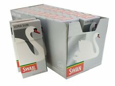 2520x Swan Ultra Slim Pre Cut Cigarette Smoking Roaches Filter Tips (FULL BOX)