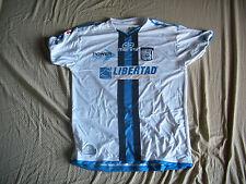Team Queretaro White Mens Official Soccer Jersey Marval Size L Visita 2012