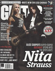 Guitar World Vol.39 No.13 Holiday 2018 Nita Straus Magazine New NOS