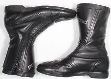 DAYTONA Frey Motorradstiefel Schuhe schwarz Gr.43 gebraucht Kurzschaft