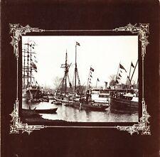 Schiffahrt auf alten Photographien - Aus den Beständen des Altonaer Museums 1978
