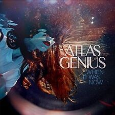 When It Was Now - Atlas Genius  Audio CD Buy 3 Get 1 Free