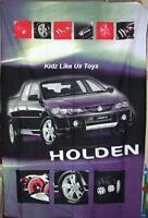 ~ Holden - X8 CREWMAN UTE DOONA SINGLE BED QUILT COVER *Holden No More Stock*