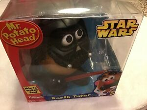 Star Wars Darth Tater Mr Potato Head Toy