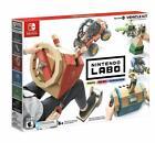 Nintendo Labo Toy-Con 03: Vehicle Kit - Switch HACRADFWA