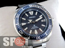 Seiko Samurai Prospex Diver Stainless Steel Men's Watch SRPB49K1